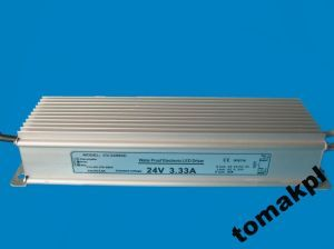 Zasilacz przetwornica LED Power Supply Model: CV-2480C